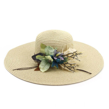 Garden cheap summer outing park bucket straw hat